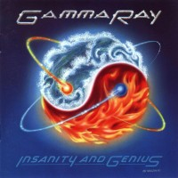 Purchase Gamma Ray - Insanity & Genius