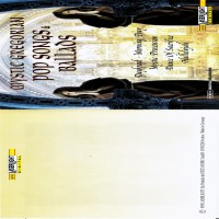 Purchase Capella Gregoriana - Pop Songs & Ballads  CD 1