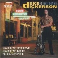 Purchase Deke Dickerson - Rhythm, Rhyme & Truth