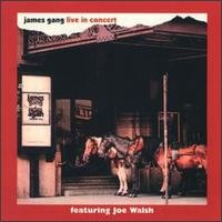Purchase James Gang - Live In Concert