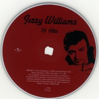 Purchase Jerry Williams - 16 Hits