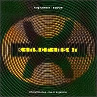 Purchase King Crimson - B'BOOM Official Bootleg (CD 1)