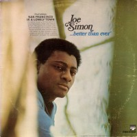 Purchase Joe Simon - Better Than Ever (SoundStage7)