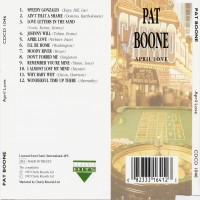 Purchase Pat Boone - Classical Hits-April Love
