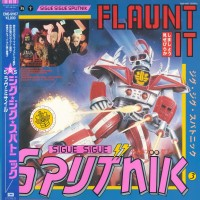 Purchase Sigue Sigue Sputnik - FLAUNT IT
