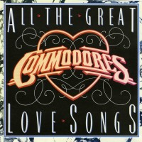 Purchase Commodores - All the Great Love Songs