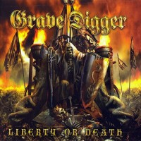 Purchase Grave Digger - Liberty Or Death