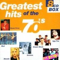Purchase VA - Greatest Hits Collection 70s cd 01
