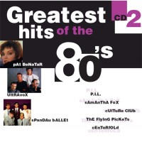Purchase VA - Greatest Hits Collection 80s cd 08