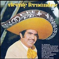 Purchase Vicente Fernández - 4th lp El Remedio