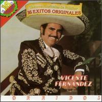 Purchase Vicente Fernández - 16 Exitos Originales-Corridos