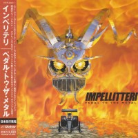 Purchase Impellitteri - Pedal_To_the_Metal