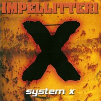 Purchase Impellitteri - System X