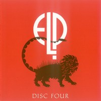 Purchase Emerson, Lake & Palmer - The Return Of The Manticore CD4