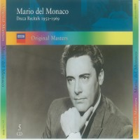 Purchase Mario Del Monaco - Decca Recitals 1952-1969 CD1