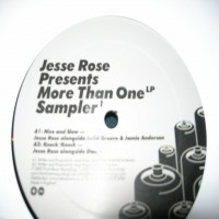 Purchase Jesse Rose Pr - More Than One Sampler-FRM013 V