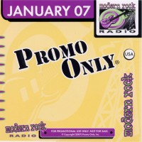 Purchase VA - Promo Only Modern Rock January