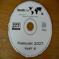 Purchase VA - Worlds Dance Music February 2007 Part 4