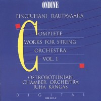 Purchase Einojuhani Rautavaara - Complete Works for String Orchestra 1