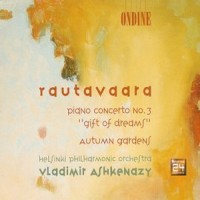 Purchase Einojuhani Rautavaara - Piano concerto No. 3 `Gift of Dreams' - Ashkenazy