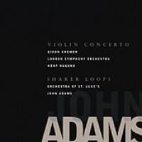 Purchase John Adams - Violin Concerto -- Shaker Loops