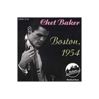 Purchase Chet Baker - Boston, 1954