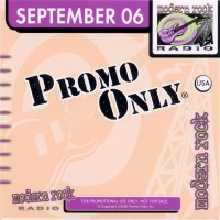 Purchase VA - Promo Only Modern Rock September