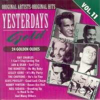Purchase VA - Yesterdays Gold (24 Golden Oldies) Vol 11