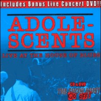 Purchase The Adolescents - [2003] Live At The House Of Blues