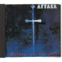 Purchase Attack - Return Of The Evil