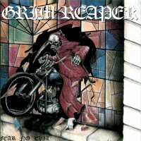 Purchase Grim Reaper - Fear No Evil