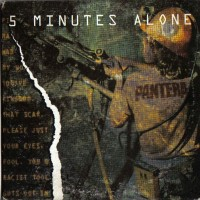 Purchase Pantera - 5 Minutes Alone (CDS)