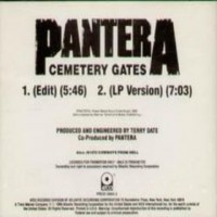 Purchase Pantera - Cemetery Gates (CDS)