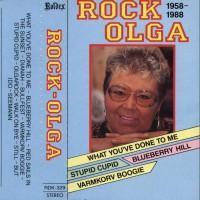Purchase Rock-Olga - 1958 1988