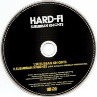 Purchase Hard-Fi - Suburban Knights CDM