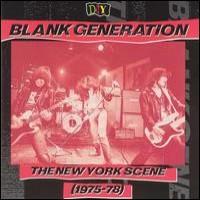 Purchase VA - D.I.Y.: Blank Generation: The New York Scene (1975-78)
