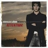 Purchase Alexander Klaws - Attention!
