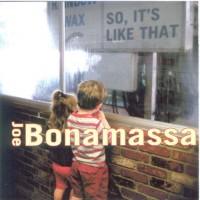 Purchase Joe Bonamassa - So, It's Like That