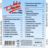 Purchase John Denver - Seine großen Erfolge CD 1