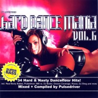 Purchase VA - Hard Dance Mania Vol. 6 (CD 2) CD2