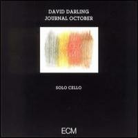 Purchase David Darling - Journal October
