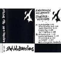Purchase Einsturzende Neubauten - Stahldubversions