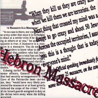 Purchase Muslimgauze - Hebron Massacre