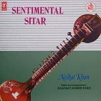 Purchase Nishat Khan - Sentimental Sitar