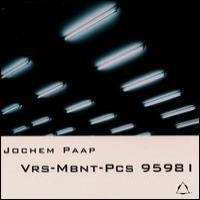 Purchase Jochem Paap - Vrs-Mbnt-Pcs 9598 I