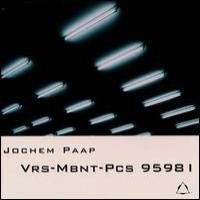 Purchase Jochem Paap - Vrs-Mbnt-Pcs 9598 II