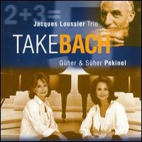 Purchase Jacques Loussier Trio - Take Bach