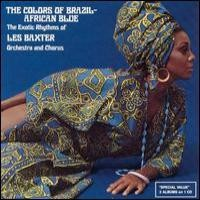 Purchase Les Baxter - The Colors of Brazil