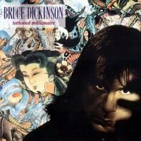 Purchase Bruce Dickinson - Tattooed Millionaire