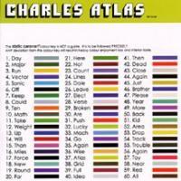 Purchase Charles Atlas - Felt Cover
